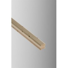 Pine 41mm Handrail 2.4m Long