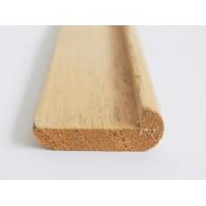 Masons Hardwood Hockey Stick 34mm x 12mm x 2.4m