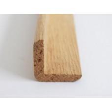 Masons Oak Angle 20mm x 20mm x 2.4m