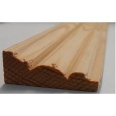 Masons Pine Barrel 34mm x 12mm x 2.4m
