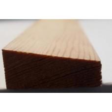 Masons Pine Wedge 21mm x 9mm x 2.4m
