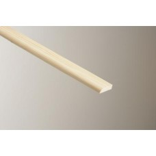 Cheshire Mouldings Pine Round 1 Edge 34mm x 9mm x 2.4m