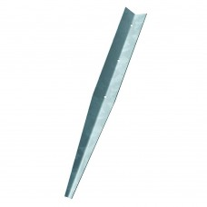 Fence Pin / Log Roll Pin Galvanised 450mm Long