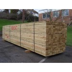 Treated Sawn Carcassing 38mm x 225mm