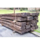 Reclaimed/Used Railway Sleepers