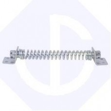"Gate Spring 8"" BZP Bright Zinc Plated"