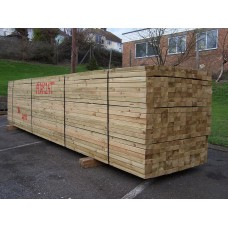 Treated Decking Joist C24 - 47mm x 100mm