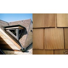 Bulk Cedar Roof Shingles - Untreated Blue Label