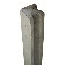 Slotted Concrete Corner Posts