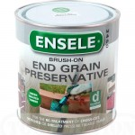 Ensele End Grain Treatment - 1 Ltr