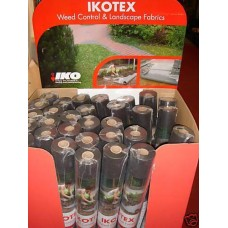 Weed Control Fabric / Membrane 1m x 20m