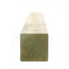 'Q-Deck' Multi Purpose Square Decking Post 90mm x 90mm