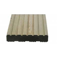Winchester Q-Deck Treated Decking 27mm x 144mm