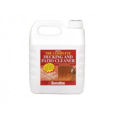 Barrettine Decking & Patio Cleaner 4.0 Ltr