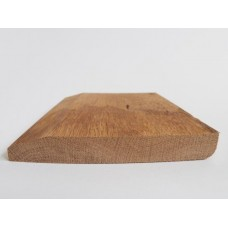 Chamfered / Pencil Round Oak Skirting 20mm x 144mm